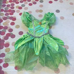 Disney Parks Tinker Bell Costume